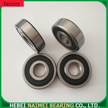6200-ZZ/2RS deep groove radial ball bearing