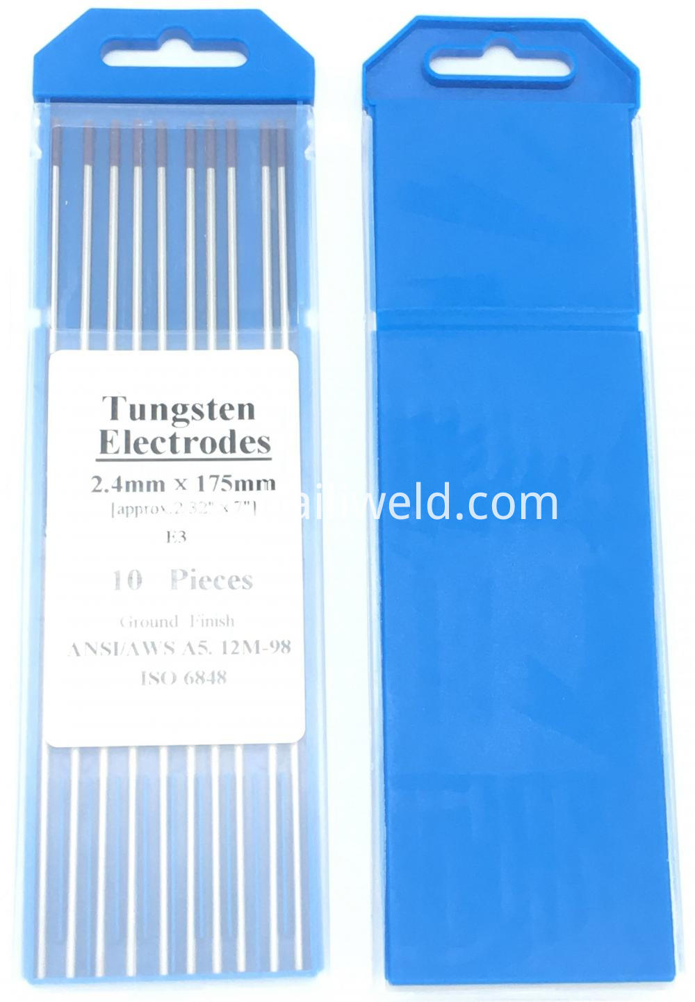 E3 Composite Tungsten Electrode 2 4mm X 175mm