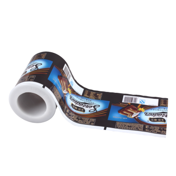 Custom Printed Roll Film for Chocolate