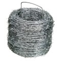Galvanized Wire Barbed Wire Roll Packing with Handles