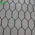 PVC coated chicken wire mesh fence