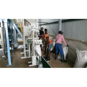Wheat Maize Cleanign Plant
