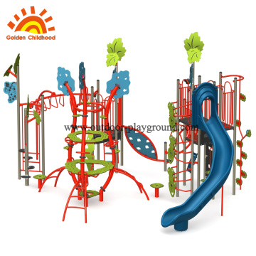 Theme outdoor playgrounds for children game