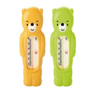 Cartoon Baby Accessory Bathing Water Thermometer