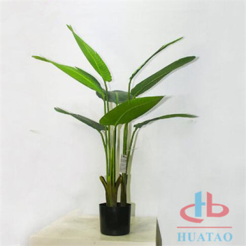 Artificial potted plant for home and hotel decoration