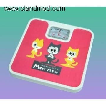 Homelyred cat  bathroom scale
