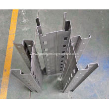 Upright column roll forming machines