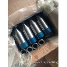 Male Thread Stainless Steel F316L Swage Nipples