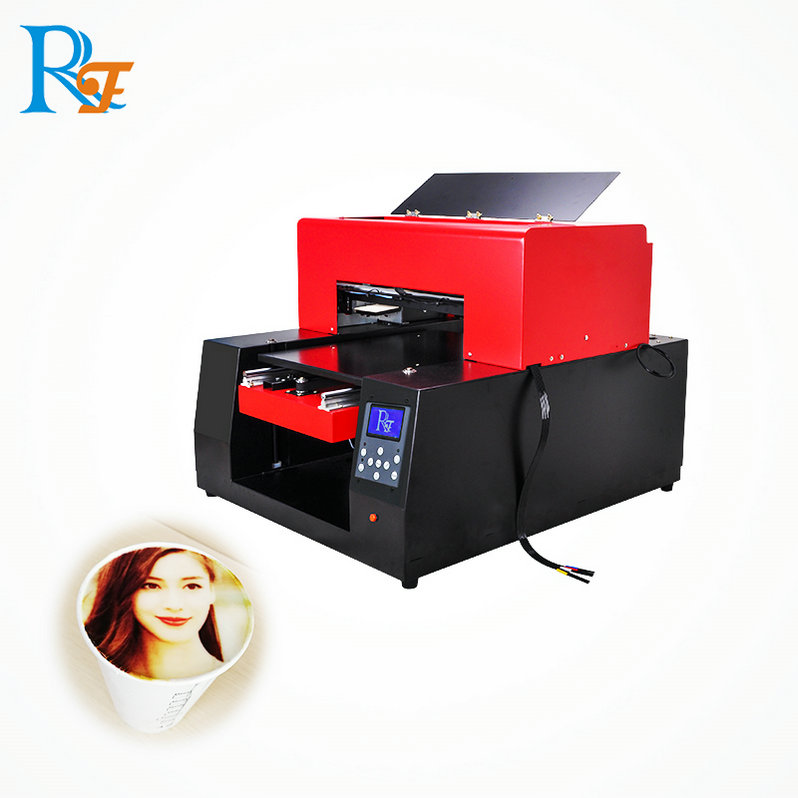 Coffee Ripple Machine