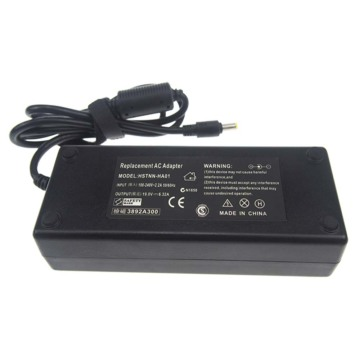 19v 6.32a Laptop charger adapter for fujitsu 5.5*2.5