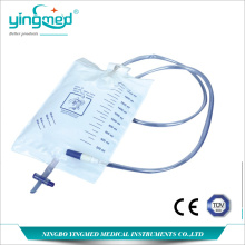 One of Hottest for for Urinary Drainage Bag With T Valve,Disposable Urine Collection Bag,Disposable Pediatric Urine Collection Bag,Urine Drainage Bag For Children Wholesale From China 2000ml Urine Drainage Bag export to Indonesia Manufacturers