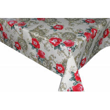 Pvc Printed fitted table covers Table Linens Calgary