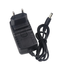12W 5.5*2.5mm Universal Plug AC Power Adapter