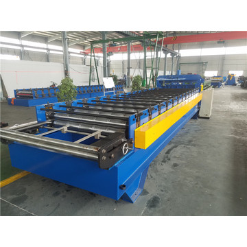 Automatic glazed wall from machine good quality