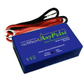 12V car jump start lithium battery mobile phone battery charger with portable handle