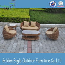 Durable Rattan Garden Outdoor Furniture with Cushions