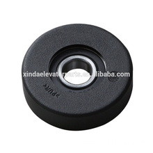 China New Product for Escalator Reversing Chainwheel Step wheel 80x22 bearing 6204 for escalator spare part export to Serbia Manufacturer