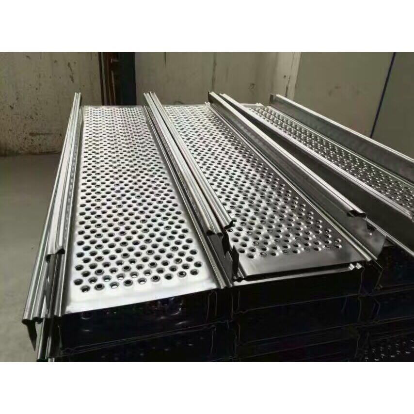 Walk Board Scaffolding Planks Roll Forming Machine