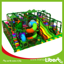 Interior play room structure frame