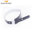 humidity proof disposable pvc rfid wristband price