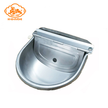 Durable cow drinking bowl