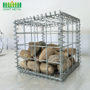 Hebei Giant Metal Galvanized Woven Gabion Box
