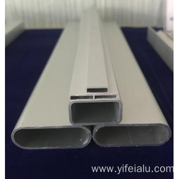 Extrusion  Rectangle Tube for Optical And Digital