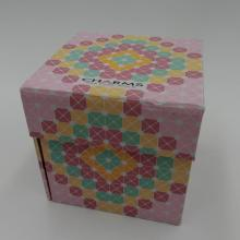 China for Paper Boxes new design storage boxes home depot export to Spain Manufacturer