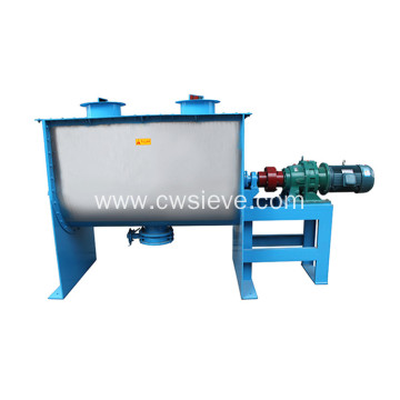 Ribbon mixer for powder dry ribbon blender