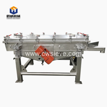sand linear vibrating sieve