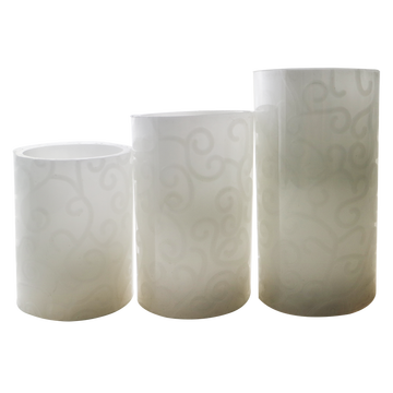 Decorative Flameless Gift Party Candle Wholesale