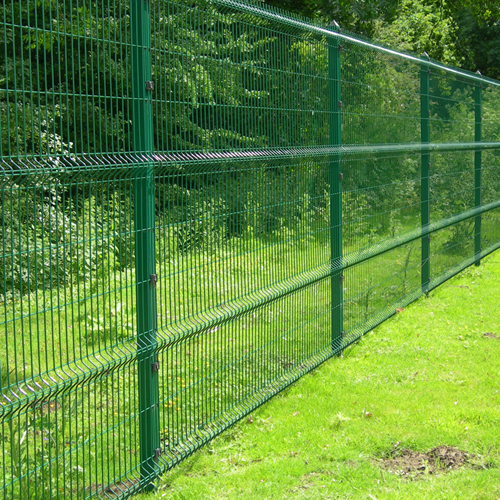 Trade Assurance Welded Wire Mesh Fence