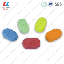 Best Quality for Best Bath Sponge,Body Wash Sponge,Seaweed Bath Sponge,Durable Bath Sponge for Sale Oval Small stunning bath sponge export to Indonesia Manufacturer