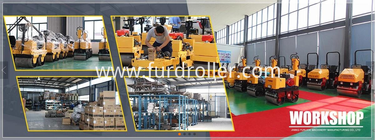 vibratory roller workshop