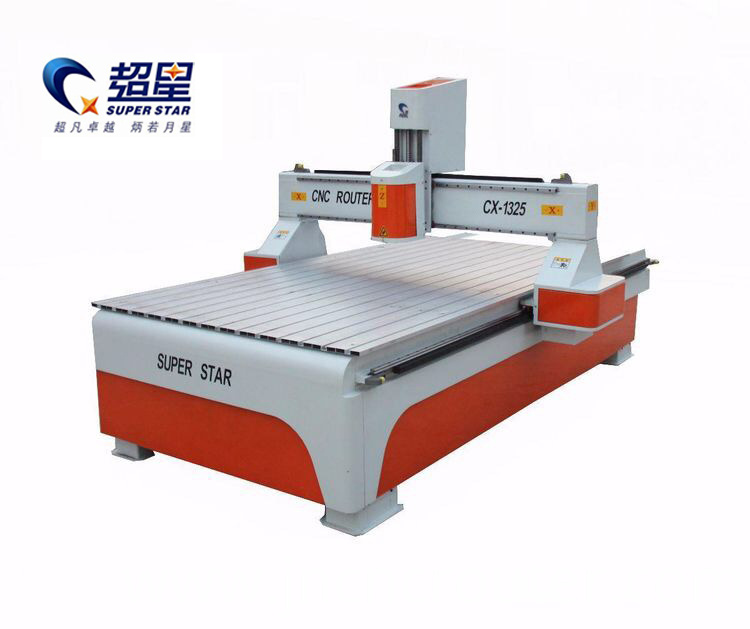 Engraving machine for cutting wood