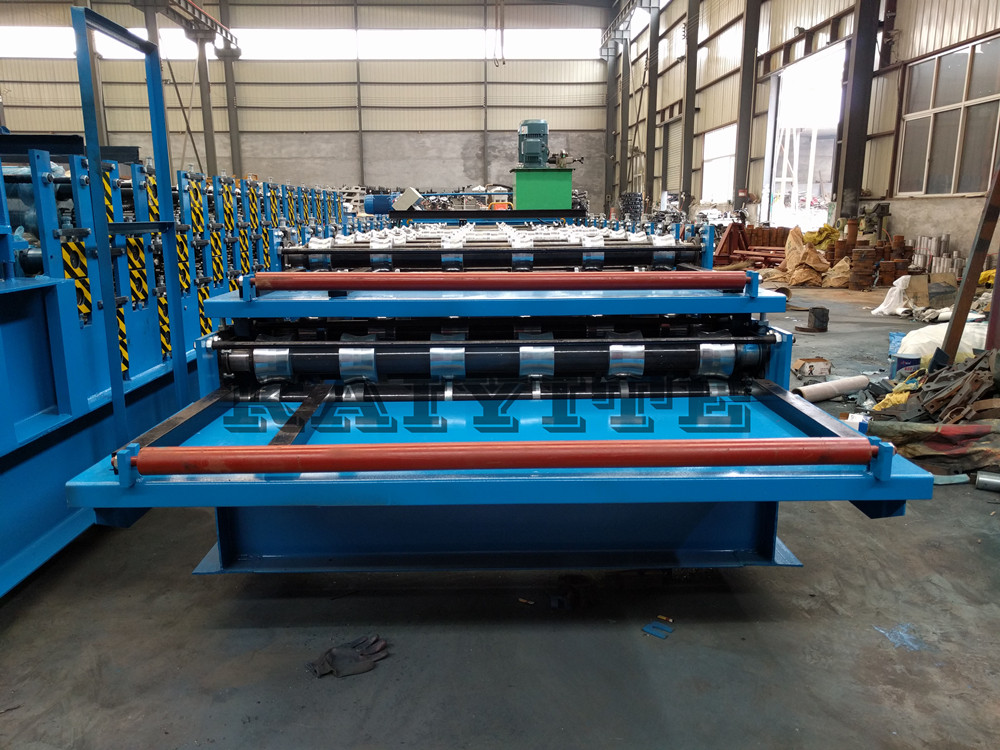 double layer machinery