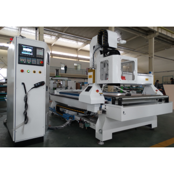 ATC CNC 4 Axis Wood Working Machine