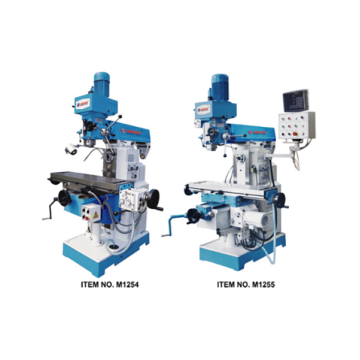 Brushless lathe series WM6350F(M1254 M1255)