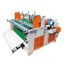 Semi automatic Folder Gluer(Press model)