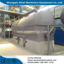 OEM for Waste Motor Oil Distillation Plant Waste Motor Oil Distilled to Diesel Machine export to Finland Wholesale