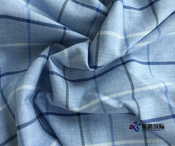 Yarn Dyed Plain Fabric