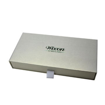 Sliding Drawer Boxes For Sweet With Foil Logo