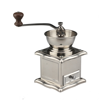 Stainless Steel Manual Coffee Mill Grinder