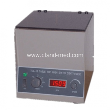 High Speed Large Capacity Lab Centrifuge Machine