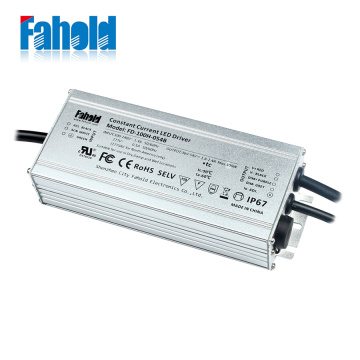 Constant Voltage 36V Aluminium IP67 Led Driver