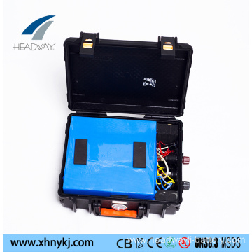 deep cycle rechargeable24v 100ah battery pack for ups