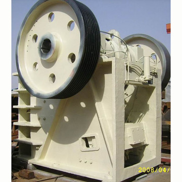 SC Series High Quality And Reliability Jaw Crusher