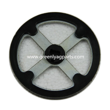 Short Lead Time for for John Deere Planter spare Parts, JD Planter Parts Exporters AA37221 Rorating Scraper Wheel with Nylon Cover for John Deere planter supply to Bosnia and Herzegovina Manufacturers