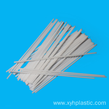 White/Black Extruded/Cast Polyacetal POM Plastic Rod