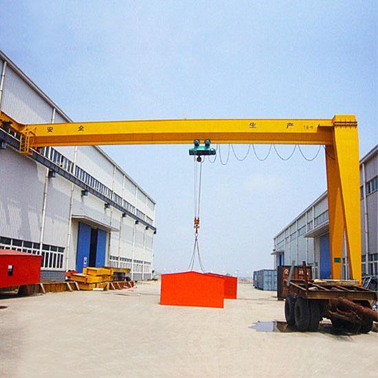 semi type Gantry Crane